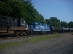 NS 5290 ex conrail operation lifesaver 